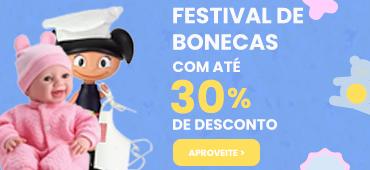 Brinquedos | Banner Jogos 30%