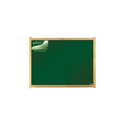 Quadro-Verde-Souza-com-Moldura-de-Madeira-60x40cm