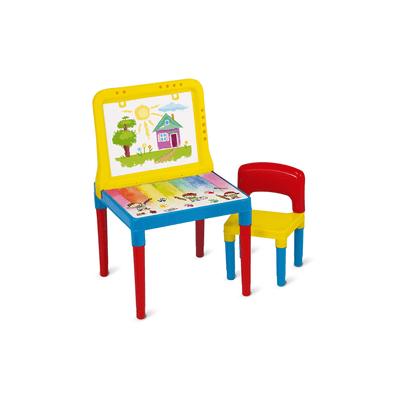 Mesinha-Bell-Toy-Infantil-Pequeno-Artista-com-Cadeira