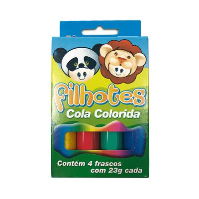 Cola-Acrilex-Colorida-Filhotes-com-4-Cores-23g