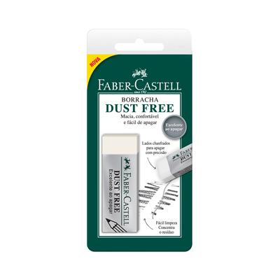 Borracha-Faber-Castell-Dust-Free-Branca