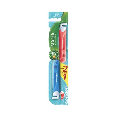 Escova-Dental-Condor-Trip-Macia-Leve-2-Pague-1