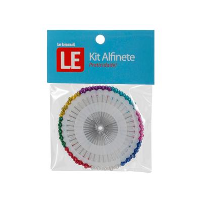 Kit-Alfinete-de-Cabeca-Colorida-Disco-com-160-Unidades