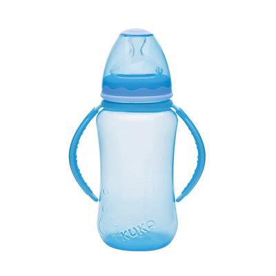 Mamadeira-Kuka-Aquarela-Ortodontica-Nº2-Azul-330ml