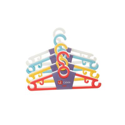 Cabide-Le-Plastico-Mix-com-6-Unidades