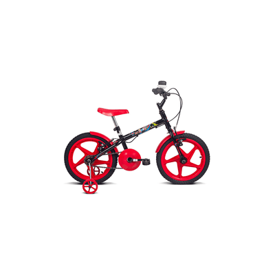 Bicicleta-Verden-Rock-Aro16-Vermelho