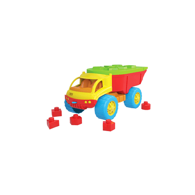 Carro-Dismat-Iron-Truck