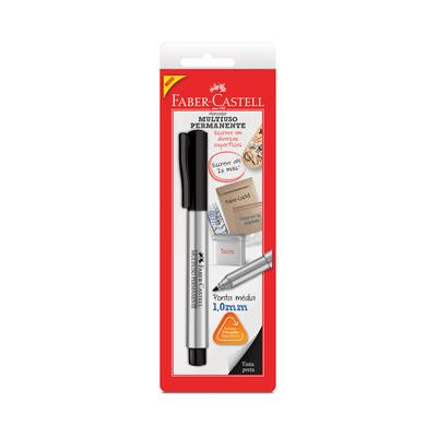 Marcador-Multiuso-Faber-Castell-para-CD-e-DVD-Preto-1.0mm