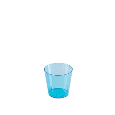 Copo-de-Acrilico-Prafesta-Mini-25ml-com-10-Unidades-Azul
