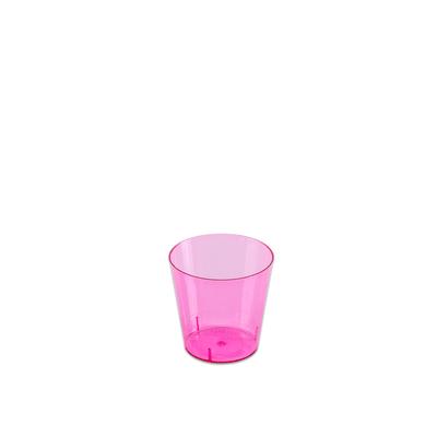 Copo-de-Acrilico-Prafesta-Mini-25ml-com-10-Unidades-Rosa