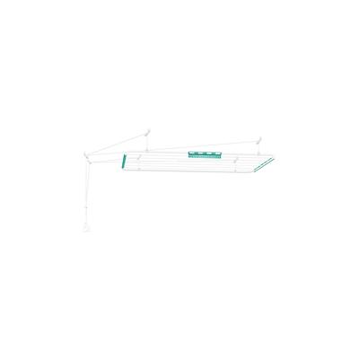 Varal-Secalux-Teto-Monaco-Branco-90x56cm
