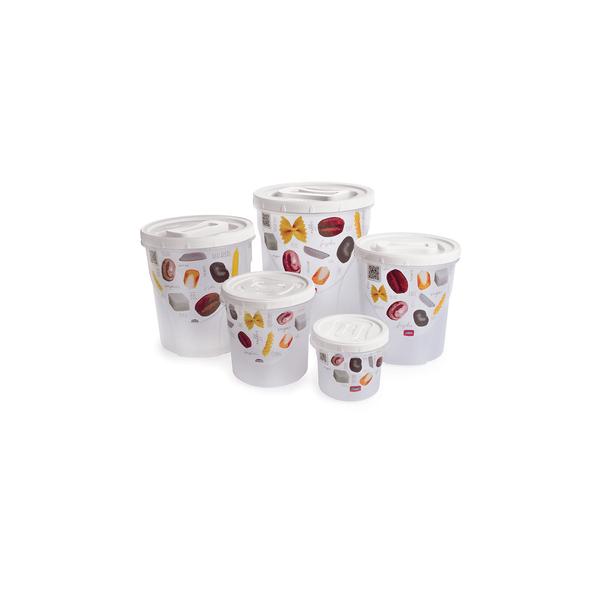 Conjunto-de-Potes-para-Mantimentos-Plasutil-Rosca-Decorado-com-5-Pecas