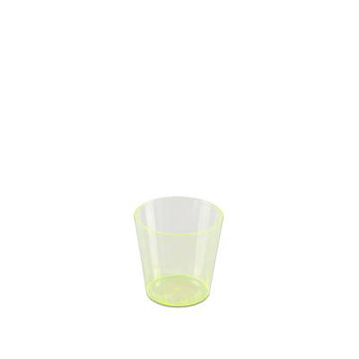 Copo-de-Acrilico-Prafesta-Mini-25ml-com-10-Unidades-Amarelo