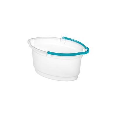 Balde-Sanremo-Plastico-Oval-Azul-14l