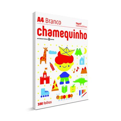 Papel-Sulfite-Chamex-Chamequinho-A4-Branco-75g-com-100-Folhas