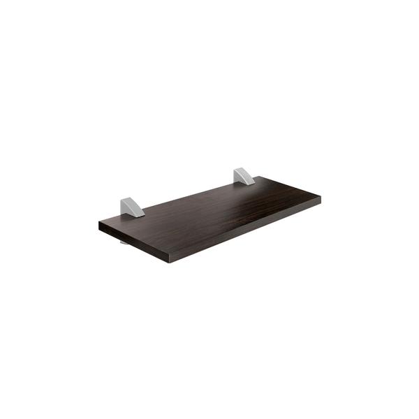 Prateleira-de-Madeira-Pratik-Concept-Marrom-20x40cm