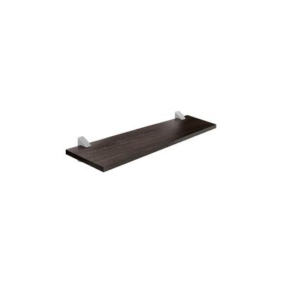Prateleira-de-Madeira-Pratik-Concept-Marrom-20x60cm
