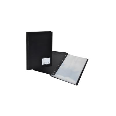 Pasta-Catalogo-Acp-Media-com-100-Envelopes-Preta-245x335cm