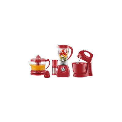 Conjunto-Especial-Mondial-Gourment-II-KT70-Vermelho-127V