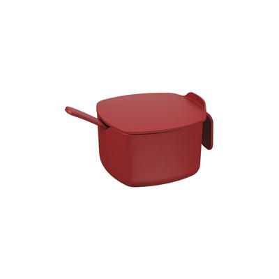 Acucareiro-Coza-Casual-Vermelho-300ml