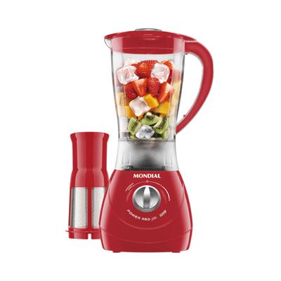 Liquidificador-Mondial-L77-Vermelho-127V