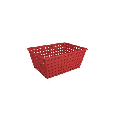 Cesta-Coza-Organizadora-One-Pequena-Vermelha