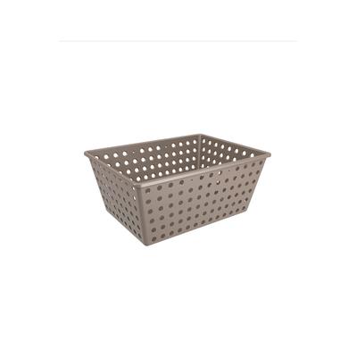 Cesta-Coza-Organizadora-One-Pequena-Cinza