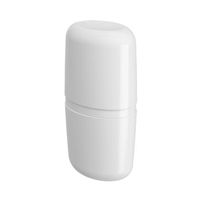 Porta-Escova-de-Dente-Coza-com-Tampa-Full-Branco