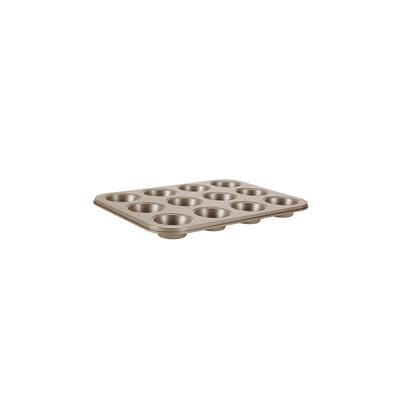 Forma-Le-Marble-Antiaderente-35cm-para-12-Cupcakes