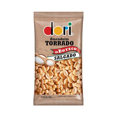 Amendoim-Boteco-Salgado-Dori-320g
