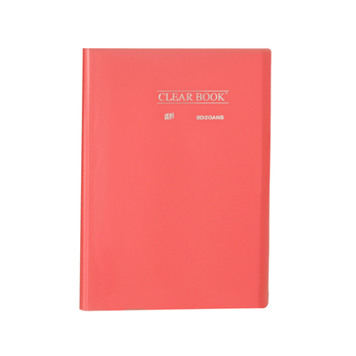 Pasta-Catalogo-Yes-A4-Color-Grid-com-20-Envelopes-Vermelha-31x23cm