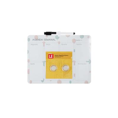 Quadro-Magnetico-Branco-Le-Agenda-Semanal-Balao-com-2-Ima-e-Marcador-215x28cm
