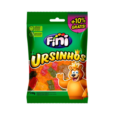 Bala-Gelatina-Ursinhos-Fini-100g