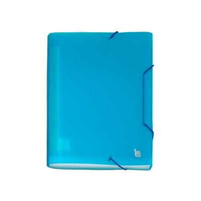 Pasta-Sanfonada-Yes-A4-Color-Grid-com-12-Divisorias-Azul-33x234cm