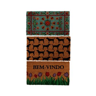 Capacho-Decorativo-Le-Art-de-Fibra-de-Coco-33x60cm
