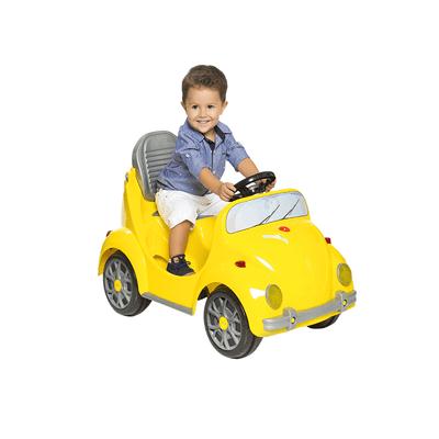 Carro-Calesita-Passeio-e-Pedal-Fouks-Fusca-Amarelo