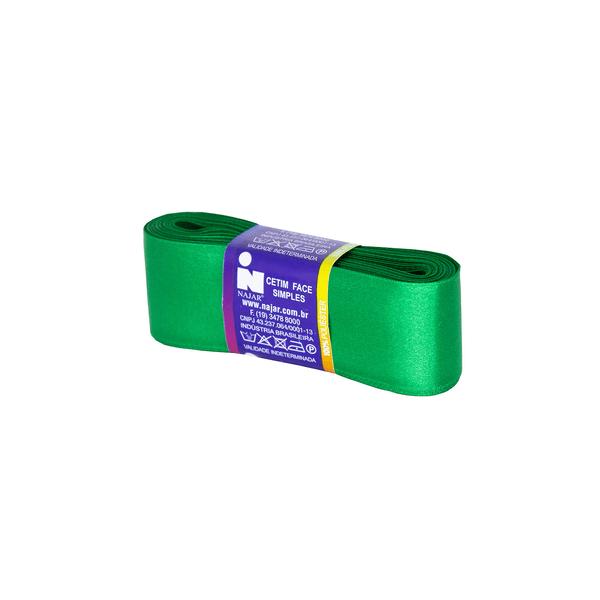 Fita-de-Cetim-Nº09-38mm-Peca-com-10m-Verde-Bandeira