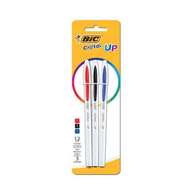 Caneta-Esferografica-Bic-Cristal-Up-1.2mm-Colors-com-3-Unidades