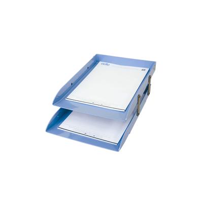 Caixa-Correspondencia-Dello-Articulavel-Dupla-Azul