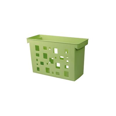 Caixa-Arquivo-Dello-Color-Vazado-Verde-44x18x27cm