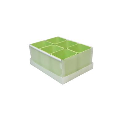 Caixa-Organizadora-Dello-com-6-Divisorias-Verde-245x175x102cm