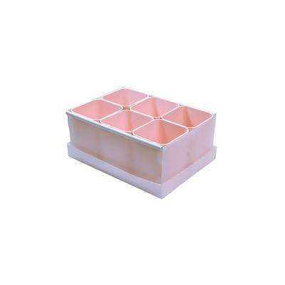Caixa-Organizadora-Dello-com-6-Divisorias-Rosa-245x175x102cm
