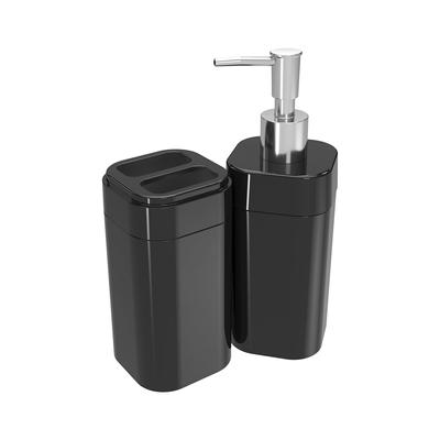 Conjunto-para-Banheiro-Coza-Splash-Preto-com-2-Pecas