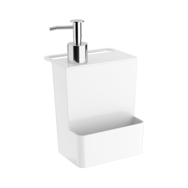 Dispenser-Brinox-Coza-Multi-600ml-Branco