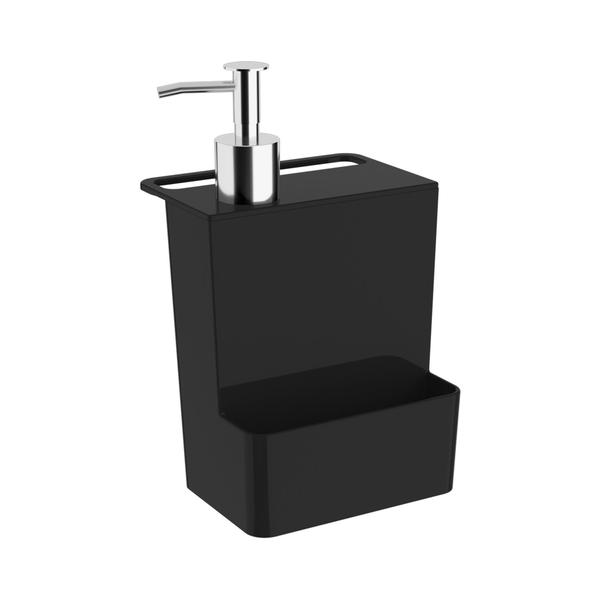 Dispenser-Brinox-Coza-Multi-600ml-Preto