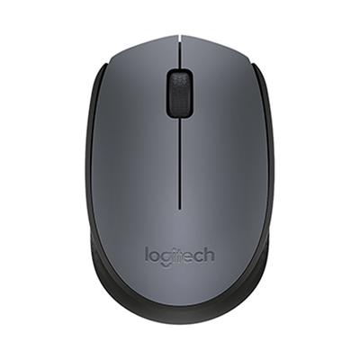 Mouse-Logitech-sem-Fio-Prata
