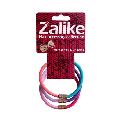 Kit-Elastico-para-Cabelo-Zalike-Duo-Color-com-3-Unidades-Cores-Diversas