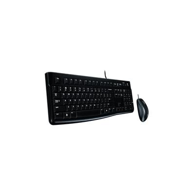 Kit-Teclado-e-Mouse-Logitech-com-Fio-USB-Preto