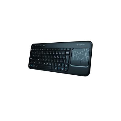Teclado-Logitech-sem-Fio-com-Touchpad-Integrado-Preto