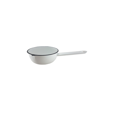 Papeiro-Metallouca-Esmaltado-Branco-14cm